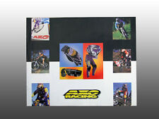 Collectable Axo Racing gear new products catalog & riders photos