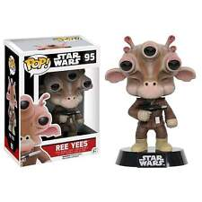 exclusivo Star Wars ree yees 9.5cm POP Vinyl Figura Funko 95