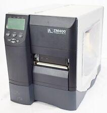 ZEBRA Etikettendrucker ZM400, 200774