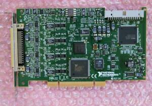 National Instruments PCI-6733 High‑Speed Analog Output Device 187992C-01
