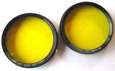 Filtres TOSHIBA YF 500-42 pour Photo / Ciné : Diamètre 42mm -