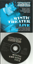 TOMMY CASTRO BAND Mystic Theater Live 2001 Ultra LIMITED 4 LIVE TRX CD USA