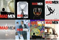Mad Men Season 1 2 3 4 5 6 7 or 8 Choice of Individual DVD Sets Emmy Winner