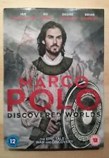 Marco Polo Discovered Worlds DVD mini series