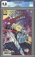 SILVER SURFER BLACK #5 CGC 9.8 Lim VARIANT Cover Cates Thor