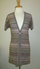ESCADA Short Sleeve Knit Sweater Dress-Size Small