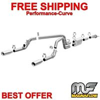 MagnaFlow Cat-Back Dual Exhaust System fits 15 - 16 Colorado / Canyon - 19019