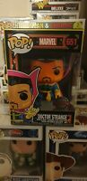 Doctor Strange Black Light Funko Pop! Special Edition No 651