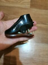 Lamp clothespin football boot. Times of the ussr vintage
