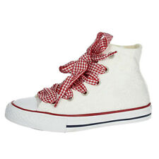 Sneaker Ragazza Converse Chuck Taylor all Star Hi Bianca - 663995C