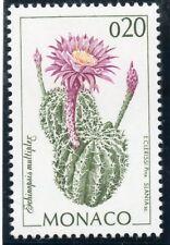 TIMBRE DE MONACO N° 1915 ** FLORE DU JARDIN EXOTIQUE /  Echinopsis Multiplex