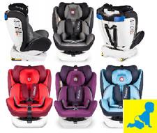 Kindersitz LIONELO BASTIAAN 360° ISOFIX  Autositz 0-36kg (Gruppe 0+ I, II, III)
