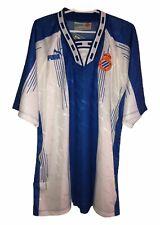 RCD ESPANYOL HOME SHIRT PUMA 1994-1995 RETRO VINTAGE FOOTBALL ORIGINAL JERSEY