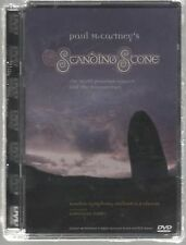 Mc CARTNEY PAUL McCARTNEY STANDING STONE DVD BEATLES  SEALED!!!