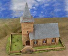 Waterloo Campaign 1815  Ligny church 28mm  scratch built