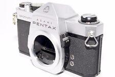 PENTAX Spotmatic SP 35mm SLR Film Camera Chrome Body FROM JAPAN #49