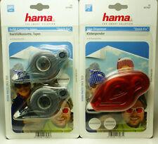 Hama Klebespender Quick-Fix mit 2 Nachfüllkassetten