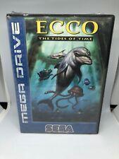 ** ECCO - The tides of time ** for Sega Mega Drive