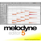 Celemony MELODYNE 5 EDITOR UPGRADE FROM MELODYNE ESSENTIAL Software Plug-in NEW