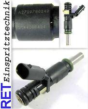 Einspritzdüse A2720780249 Mercedes Benz W 211 gereinigt & geprüft
