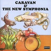 Caravan - Caravan & the New Symphonia [New CD] Rmst