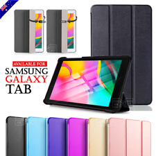 """Magnetic Smart Flip Case Cover For Samsung Galaxy Tab A 7.0 8.0"""" 10.1"""" 2019 10.5"""