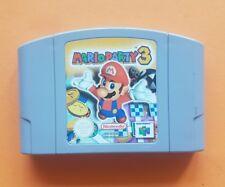 Nintendo 64 Spiel Mario Party 3 N64 super Zustand original