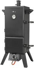 El Fuego® AY 3172 Gasgrill Portland XL, Smoker Räucherturm, Barbeque