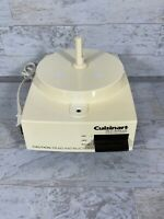Cuisinart DLC-10E Food Processor Motor Base - Made in Japan Replacement Part