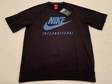 "SUDADERA RUNNING TRAINING SWEATSHIRT ""Nike INTERNATIONAL"" - size: M."
