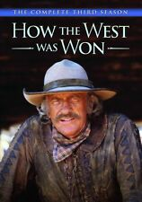 HOW THE WEST WAS WON: COMPLETE THIRD SEASON Region Free DVD - (19 Apr 16) Sealed