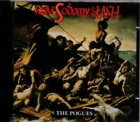 THE POGUES - Rum, Sodomy & The Lash - CD Album *Early Germany Pressing*