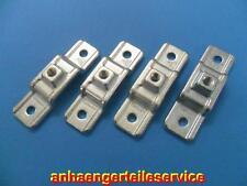 Rungenhalter für Kasten Anhänger Bordwanderhöhung verzinkt ohne Schraube L9101.4
