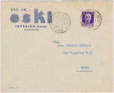 SOC.AN. ESKI - INVERIGO (COMO) 1941