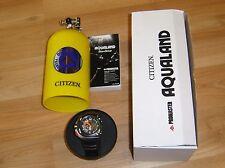 Citizen Promaster Eco-Drive Aqualand Titanium JV0050-03E