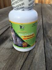 Elite Advanced All Natural Calming Aid Relaxant for Cats Relieves Stress Expired