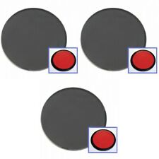 3X Garmin Nuvi TomTom Magellan GPS Adhesive Dash Dashboard Suction Mount Disk