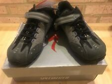 NEW in BOX Specialized Taho Shoes, Size 36, 6 USA. Grey Cycling Women & Unisex