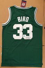Larry Bird Signed Auto Autographed Jersey Adidas Hardwood Classics '85 CERTIFED