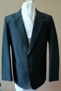 Black school blazers x 4 various sizes
