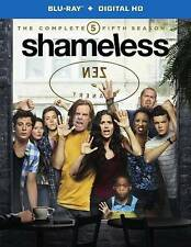SHAMELESS TV SERIES COMPLETE FIFTH SEASON 5 New w) Slipcover Blu-ray