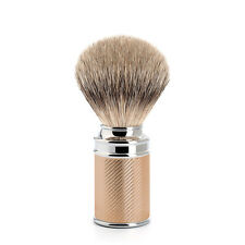 Muhle 091M89RG Silvertip Badger Hair Shaving Brush with Rose Gold Plated Handle