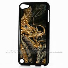 ( For iPod Touch 6 ) Back Case Cover AJ10518 Dragon