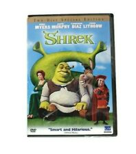 Shrek (Dvd, 2001, 2-Disc Set, Special Edition)-Free Shipping!