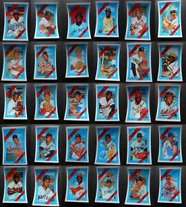 1972 Kellogg's 3-D Baseball Cards Complete Your Set You U Pick From List 1-54