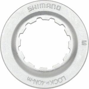 Shimano SM-RT67 Steel Centerlock Disc Brake Rotor Lockring  For QR Hubs Pair (2)