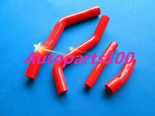 For YAMAHA YZF450F Radiator Red Silicone Hose kit 2010 2011 2012 2013
