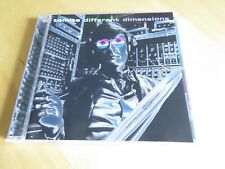 TOMITA - Different Dimensions (Anthology, 1997) - CD Album - 18 tracks