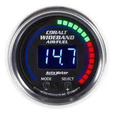 "Auto Meter 6197 2-1/16"" Wideband Pro Plus Air/Fuel Ratio Gauge AFR Cobalt"