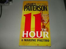 11th Hour  #11 by James Patterson and Maxine Paetro (2013, Paperback) Brand New